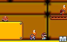 Super Mario World Flash