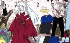 Inuyasha Dress Up