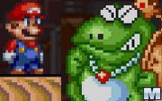Super Mario - Save Toad