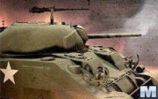 WW II Tank Rush