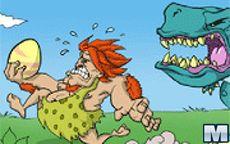 Cavemen VS Dinosaurs - Coconut Boom