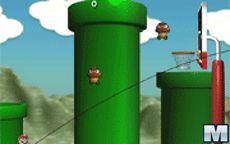 Mario's Basketball Challenge