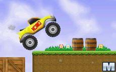 Donkey Kong Truckin