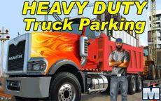 Heavy Duty Truck Parking