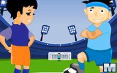 Geschickt Unterschiede im Fussball finden