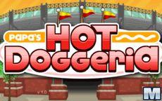 Papa's Hot Doggeria - Hotdogs wirst du kochen