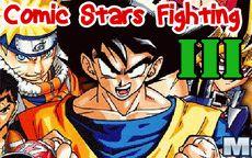 Comic Stars Fighting Enhaced