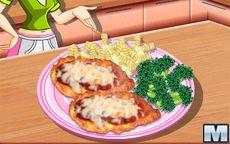 Koche Mit Sara: Hühnchen a la Parmesan