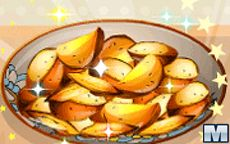 Koche mit Sara: Bratkartoffeln