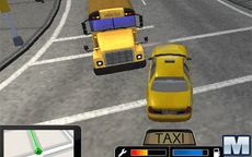 Sim Taxi 3D