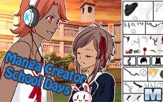 Manga Creator School Days
