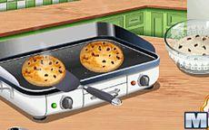 Koche mit Sara: Pfannkuchen