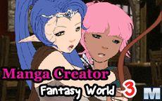 Manga Creator Fantasy World 3