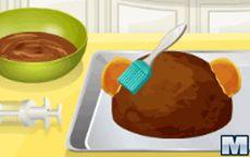 Koche mit Sara: Affenkuchen