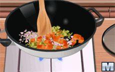 Koche mit Sara: Linsensuppe
