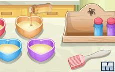 Koche mit Sara: Bunte Cupcakes