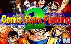 Comic Stars Fighting 2