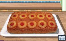 Koche mit Sara: Ananas-Kuchen