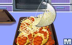 Koche mit Sara: Hähnchen-Cannelloni