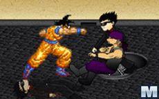 Dragon Ball Z Goku Fusion