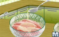 Koche mit Sara: Fisch Tacos