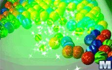 Intergalactic Bubbles Demo