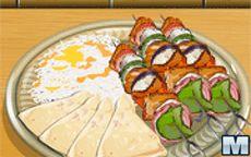 Koche mit Sara: Kebab