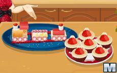 Koche mit Sara: Weihnachtssnacks
