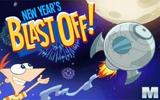 New Years Blast Off