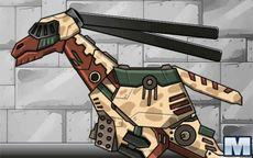 Gallimimus Dino Robot