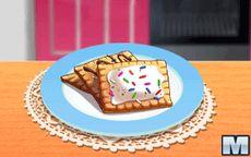 Saras Kochunterricht : Mini Pop Tarts
