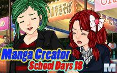 Manga Creator: School Days 18