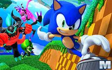 Sonic Collect Rings