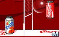Coca-cola Volleyball