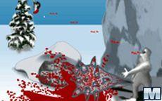 Yeti Sports - Hit The Penguin