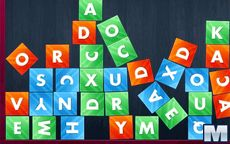 Fallende Buchstaben