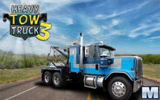 Heavy Tow Truck 3