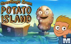 Die Insel der Kartoffel Piraten