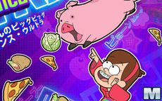 Gravity Falls Pigpig Waddles Bounce