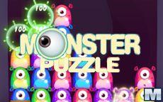 Puzzle de Monstruos