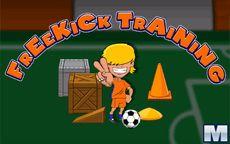 Freeckick Training