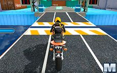 Impossible Bike Stunt 3D
