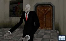 Slenderman vs Freddy test