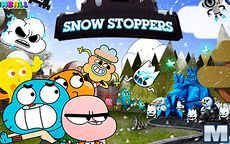 Amazing World of Gumball: Snow Stoppers