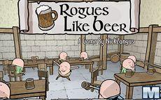 Rogues Like Beer