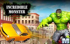 Incredible Monster Hulk
