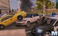 Mad Cop Police Car Race