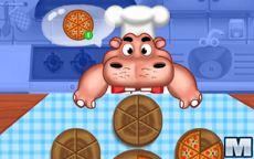 Hippo Pizza Chef