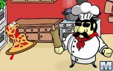Pizza Hunter Crazy Kitchen
