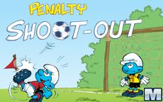 Smurfs Penalty Shoot-Out